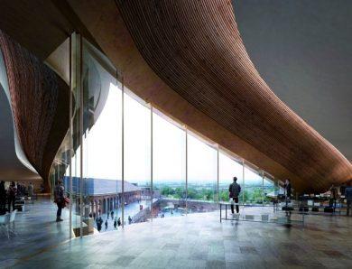 AREA MODERNISM 地區現代主義建築師 Marlon Blackwell