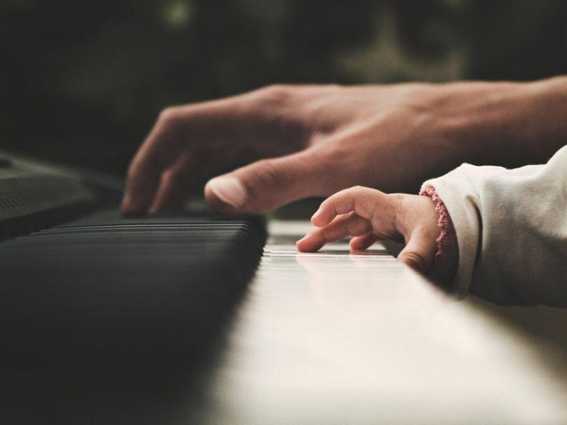 學鋼琴,最奢侈的…