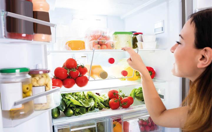 雪櫃內,雪櫃上,什麼東西不可以放?