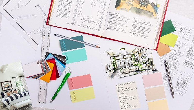 業主群炸了,這一室內裝飾設計計畫方案被瘋轉