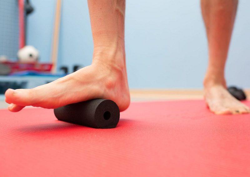 足底筋膜炎和骨刺